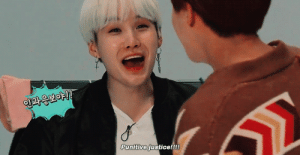 ggukbwi:out of context yoongi one liners from run bts: Punitive fustice!!!! ggukbwi:out of context yoongi one liners from run bts