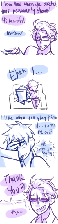 ask-art-student-prussia:  this was funnier and better written in my head: pur pesonality how  ts bearh   l  when you play Plan  rns  ne on?   Thani ask-art-student-prussia:  this was funnier and better written in my head
