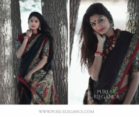 'Kalamkari' - The perfect designs for life comes when the patterns from nature are beautifully painted onto a fabric. And Kalamkari denotes the myriad manifestations of hand painted textiles with natural dyes. Happy to have this in our collection !: PURE  ELEGANCE  WWW.PURE-ELEGANCE.COM 'Kalamkari' - The perfect designs for life comes when the patterns from nature are beautifully painted onto a fabric. And Kalamkari denotes the myriad manifestations of hand painted textiles with natural dyes. Happy to have this in our collection !