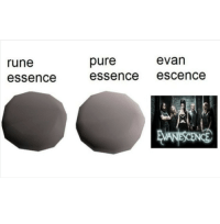 Essence, Rune, and Pure: pure  essence escence  evan  rune  essence  SCENCE