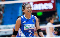 Philippines, Thailand, and Volleyball: pure  NOLLE  elonie Lim BREAKING: Alyssa Valdez will play overseas particularly in Thailand. The first Filipina to play outside the Philippines. Gandang pamasko nito para sa Volleyball fans.