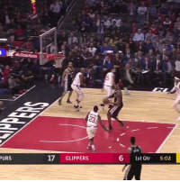 Memes, Best, and Clippers: PURS  17 CLIPPERS  6 1st Qtr 5:02 Manu Ginobili's best plays of the year!  How does a 40-year-old playing 20 minutes a game have a sick 3-minute plays of the year mixtape?    https://t.co/nLsmWOP9eD