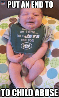 Nfl, Jets, and Cure: PUT AN END TO  aM i Cure...  IM a JETS  FaN TOO!  TO CHILD ABUSE No child should have to be in such an enviroment!