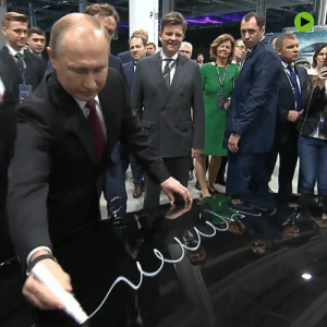 PUTIN SIGNS first Mercedes-Benz off the production line in NEW Moscow plant READ MORE: https://on.rt.com/9ria: PUTIN SIGNS first Mercedes-Benz off the production line in NEW Moscow plant READ MORE: https://on.rt.com/9ria
