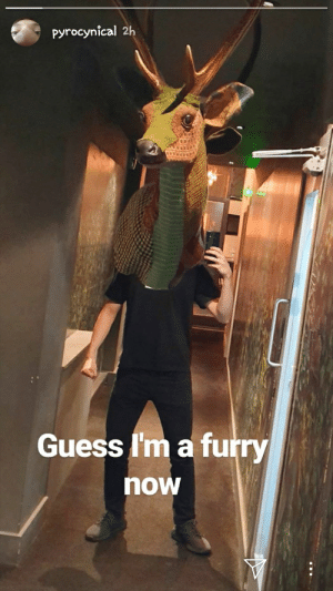 Exposed: Pyrocynical 2h  Guess I'm a furry  now Exposed