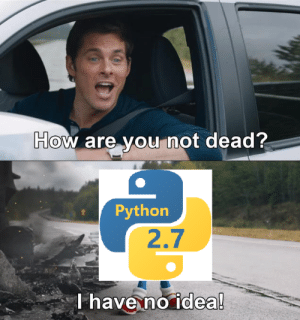 Python3 Has Been Out for 12 Years - It's About Time: Python3 Has Been Out for 12 Years - It's About Time