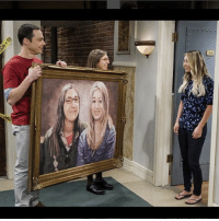 Memes, Cbs, and 🤖: Q : Do you want a copy of this picture? . 👀 . tbbt thebigbangtheorycast @therealjimparsons kaleycuoco @normancook sheldoncooper johnnygalecki @sanctionedjohnnygalecki bigbangtheorytime bigbangtheory trio cbs bigbang shamy penny sheldon raj thebigbangtheory
