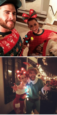 Miley Cyrus and Liam Hemsworth spending Christmas together is the cutest thing ever 😫❤️️: Q Miley Cyrus and Liam Hemsworth spending Christmas together is the cutest thing ever 😫❤️️