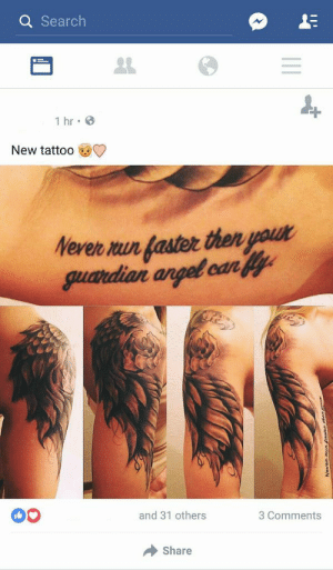 memehumor:  Great artwork, bad quote.http://memehumor.tumblr.com: Q Search  1 hr.  New tattoo  Neren mun laster then  and 31 others  3 Comments  → Share memehumor:  Great artwork, bad quote.http://memehumor.tumblr.com