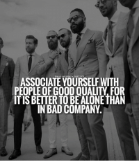 🙌Comment & Tag your friends.👇: QBUSINESSMINDSET1O  ASSOCIATE YOURSELF WITH  PEOPLE OF GOOD QUALITY, FOR  ITIS BETTER TO BEALONE THAN  IN BAD COMPANY. 🙌Comment & Tag your friends.👇