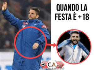 Memes, 🤖, and Gli: QUANDO LA  FESTAE+18  C.A  Calciat Gli escamotages... -Ryk