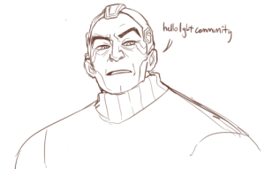 quantumsketchbook:  moira made him say it: quantumsketchbook:  moira made him say it