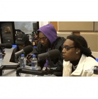 Memes, Quavo, and Video: Quavo says he tried to get a scene with NickiMinaj and CardiB in the Motorsport video (via @breakfastclubam)
