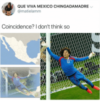 Memes, Mexico, and Coincidence: QUE VIVA MEXICO CHINGADAMADRE  @matielamm  Coincidence? Idon't think so  13 Why the hell arent u following @kalesaladsports yet