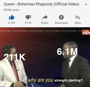 25+ Best Queen Bohemian Rhapsody Memes | Official Memes