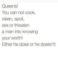 Knowing Your Worth