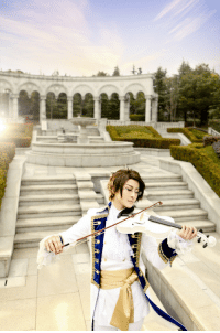 Target, Tumblr, and Blog: queersoda:  Cosplay:  Austria / Hetalia by Kamiyou