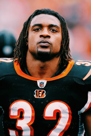 Former Texas star and NFL running back Cedric Benson has died at age 36 in a reported motorcycle crash.  R.I.P.: QuENT  NFL  EB Former Texas star and NFL running back Cedric Benson has died at age 36 in a reported motorcycle crash.  R.I.P.