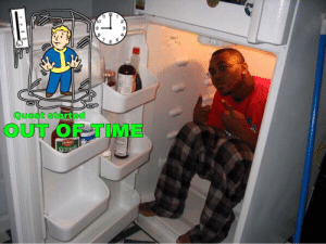 Fallout 4 Time Out