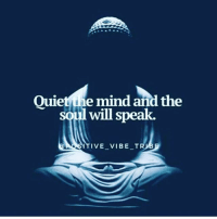 Love this from @positive_vibe_tribe 🙏🙏🙏. Meditation is the key 🕉. meditate focus: Quietsie mind and the  soul will speak  uietthe mind and the  ITIVE VIBE T Love this from @positive_vibe_tribe 🙏🙏🙏. Meditation is the key 🕉. meditate focus