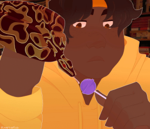 Lmao, Target, and Too Much: QUnumployeol lvash unemployed-trashcan:i spent.. Too Much Time on this but who cares lmao have Hunk and snake ((based off this vine))