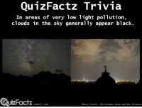 """<p><a class=""""tumblr_blog"""" href=""""http://quizfactz.tumblr.com/post/95754206697/image-comparing-the-appearance-of-clouds-in-areas"""" target=""""_blank"""">quizfactz</a>:</p> <blockquote> <p>Image comparing the appearance of clouds in areas of low light pollution and areas of high light pollution</p> <p>(<a href=""""http://www.sciencedaily.com/releases/2011/03/110302171312.htm"""" target=""""_blank"""">Further Reading</a>)</p> </blockquote>: QunzFactz Trivia  In areas of very low 1ight pollution,  clouds in the sky generally appear black  UIZFacTZ tumblr com  Photo Credit: Christopher Kyba and Ray Stinson <p><a class=""""tumblr_blog"""" href=""""http://quizfactz.tumblr.com/post/95754206697/image-comparing-the-appearance-of-clouds-in-areas"""" target=""""_blank"""">quizfactz</a>:</p> <blockquote> <p>Image comparing the appearance of clouds in areas of low light pollution and areas of high light pollution</p> <p>(<a href=""""http://www.sciencedaily.com/releases/2011/03/110302171312.htm"""" target=""""_blank"""">Further Reading</a>)</p> </blockquote>"""