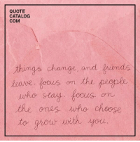 Change, Quote, and Com: QUOTE  CATALOG  COM  things change, and limds  who  the ones. who choose