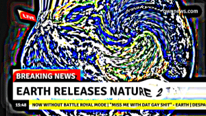 """News, Shit, and Breaking News: qwnnews.com  BREAKING NEWS  EARTH RELEASES NATURE 2-  NOW WITHOUT BATTLE ROYAL MODE  """"MISS ME WITH DAT GAY SHIT""""- EARTH   DESPA 🅱lay as 🅱hanos for a limited time! 😎👀🕙🕙🕙"""