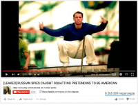 Meirl: r 1  FPS 25 Frameskip: 1 O  2:08  [LEAKEDI RUSSIAN SPIES CAUGHT SQUATTING PRETENDING TO BE AMERICAN  Help! can only communicate on /r/meirl posts  OnLAnicaTMCA 3 498  Show Reddit comments on this channel  8 265 309 neperTAAiB  20 895  3038  Einbwe Meirl