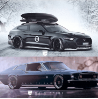The Mustang Bringing The Wagon Back Out, I'm A Chevy Man! But I Might Have To Fuck With It... 🤔: R A I N  AIN PRISK DESIGNS  P R S K  R A I N P R I S K The Mustang Bringing The Wagon Back Out, I'm A Chevy Man! But I Might Have To Fuck With It... 🤔