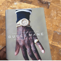 Who's copping GucciMane's new autobiography book? 👀 WSHH: R A P H Y OF  THE  M A N E  G U C C L ELK  IN Who's copping GucciMane's new autobiography book? 👀 WSHH
