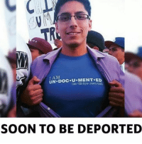 America, Dumb, and Feminism: r AM  UN DOC U MENT ED  (on-da-kyo-.men-tad)  SOON TO BE DEPORTED How dumb can you be? @guns_are_fun_💐 - Follow my backup - 🇺🇸 @thesupremealice🇺🇸 ✨Tags your friends ✨ - - ❤️🇺🇸🙏🏻 politicians racist gop conservative republican liberal democrat libertarian Trump christian feminism atheism Sanders Clinton America patriot muslim bible religion quran lgbt government BLM abortion traditional capitalism makeamericagreatagain maga president