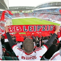 Eight years and four promotions after they were founded, RB Leipzig have qualified for the Champions League 👏: R  BLEIPZlG  've ROTEN BUur  RB LEIPZG Eight years and four promotions after they were founded, RB Leipzig have qualified for the Champions League 👏