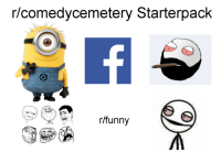 r/comedycemetery Starterpack  r/funny