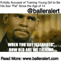 Training a young girl for sex