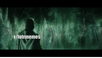 What Say You: r/lotrmemes