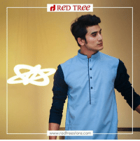 r ReD TRee  www.redtreestore.com Product code: RT-4174  Price: Rs.1259/- ( + Free Shipping & Cash on Delivery) Available in Small | Medium | Large | XL Call | Whatsapp | Message 0340-8369854 For Order Visit www.redtreestore.com Or Inbox Us on Facebook.   — Products shown: Kurta Red Chambray RT-4196 and Kurta Self Brown Checkered RT-4183.