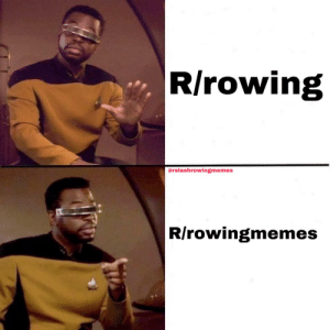The real ones are in it for the lulz: R/rowing  @rslashrowingmemes  R/rowingmemes The real ones are in it for the lulz