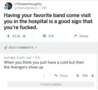 The Avengers Show