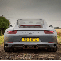Memes, Porsche, and Meaning: R017 GYX We've had the new Porsche 911 GTS on test this week! Has the Carrera 4's wide body, meaning it looks pretty damn serious from the rear... 911gts porsche