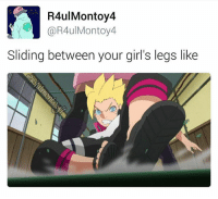 I'M ABOUT TO DIVE IN! 😂 (Tag friends): R4ulMontoy4  @R4ulMontoy4  Sliding between your girl's legs like I'M ABOUT TO DIVE IN! 😂 (Tag friends)