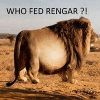 Who fed rango? league leagueoflegends leaguememes follow hashtag lol memes funny followme likes riot tags rango rengar: WHO FED RENGAR Who fed rango? league leagueoflegends leaguememes follow hashtag lol memes funny followme likes riot tags rango rengar
