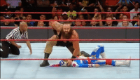 I can't believe Braun Strowman murdered a Power Ranger: RA I can't believe Braun Strowman murdered a Power Ranger