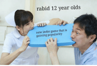 """<p>Any potential? Sample is not great but I see some worth via /r/MemeEconomy <a href=""""http://ift.tt/2iOa024"""">http://ift.tt/2iOa024</a></p>: rabid 12 year olds  new indie game that is  gaining popularity <p>Any potential? Sample is not great but I see some worth via /r/MemeEconomy <a href=""""http://ift.tt/2iOa024"""">http://ift.tt/2iOa024</a></p>"""