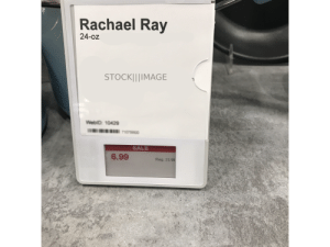 Image, Rachael Ray, and Ray: Rachael Ray  24-oz  STOCK|| |IMAGE  WebiD: 10429  U  l 710500  SALE  6.99  Reg 33.99 So that's what she really costs?