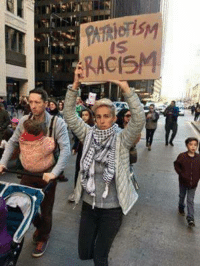 Memes, Patriotic, and Racism: RACISM If being a patriot is racist, count me in! Who's with me?  Ron