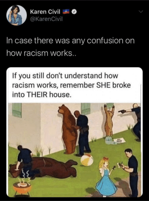 Racism in a nutshell by JayZGatsby MORE MEMES: Racism in a nutshell by JayZGatsby MORE MEMES
