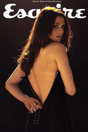 spoondragon:  mikaeled:Moving Esquire cover with Rachel Weisz  : RaCKEL WEISE Y CEe Wias  EsamirE spoondragon:  mikaeled:Moving Esquire cover with Rachel Weisz