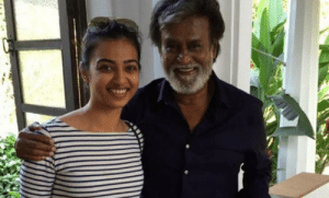 Radhika Apte shares her experience on working with Rajinikanth, says ...: Radhika Apte shares her experience on working with Rajinikanth, says ...