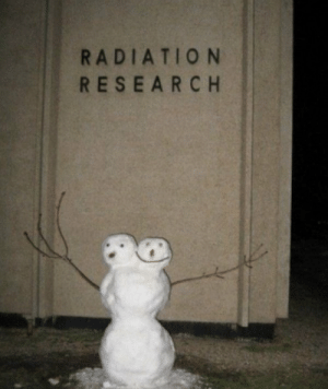 Winter, Radiation, and Nuclear Winter: RADIATION  RESEARCH nuclear winter